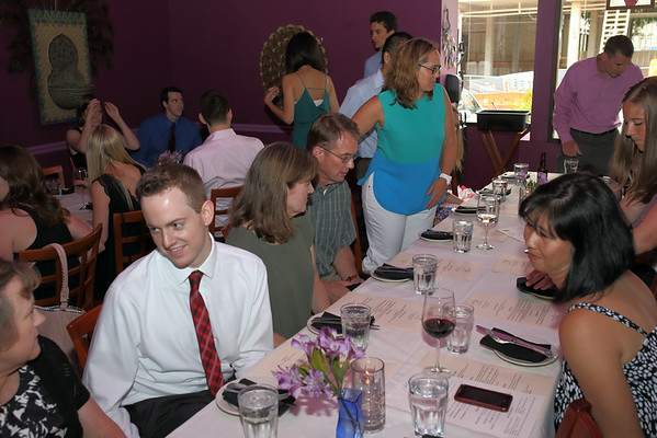 2013-2015 Residency Banquet
